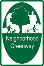 neighborhood greenway 3
