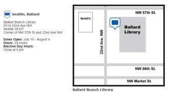 Library - Ballard
