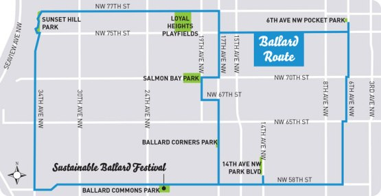 Summer Parkways Ballard-Map