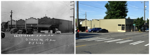 Then & Now - Safeway 2