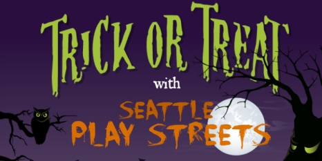 trick or treat play streets