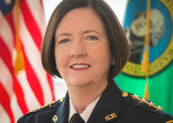 SPD Chief of Police Kathleen O'Toole
