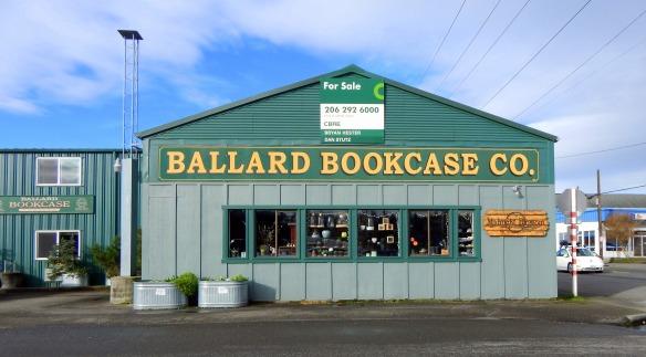 Ballard Bookcase