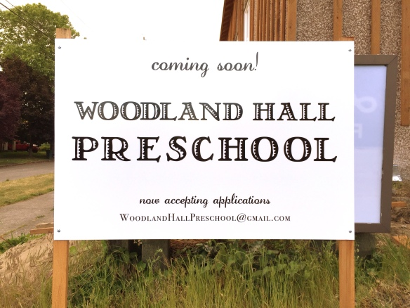 WOODLAND HALL PRESCHOOL