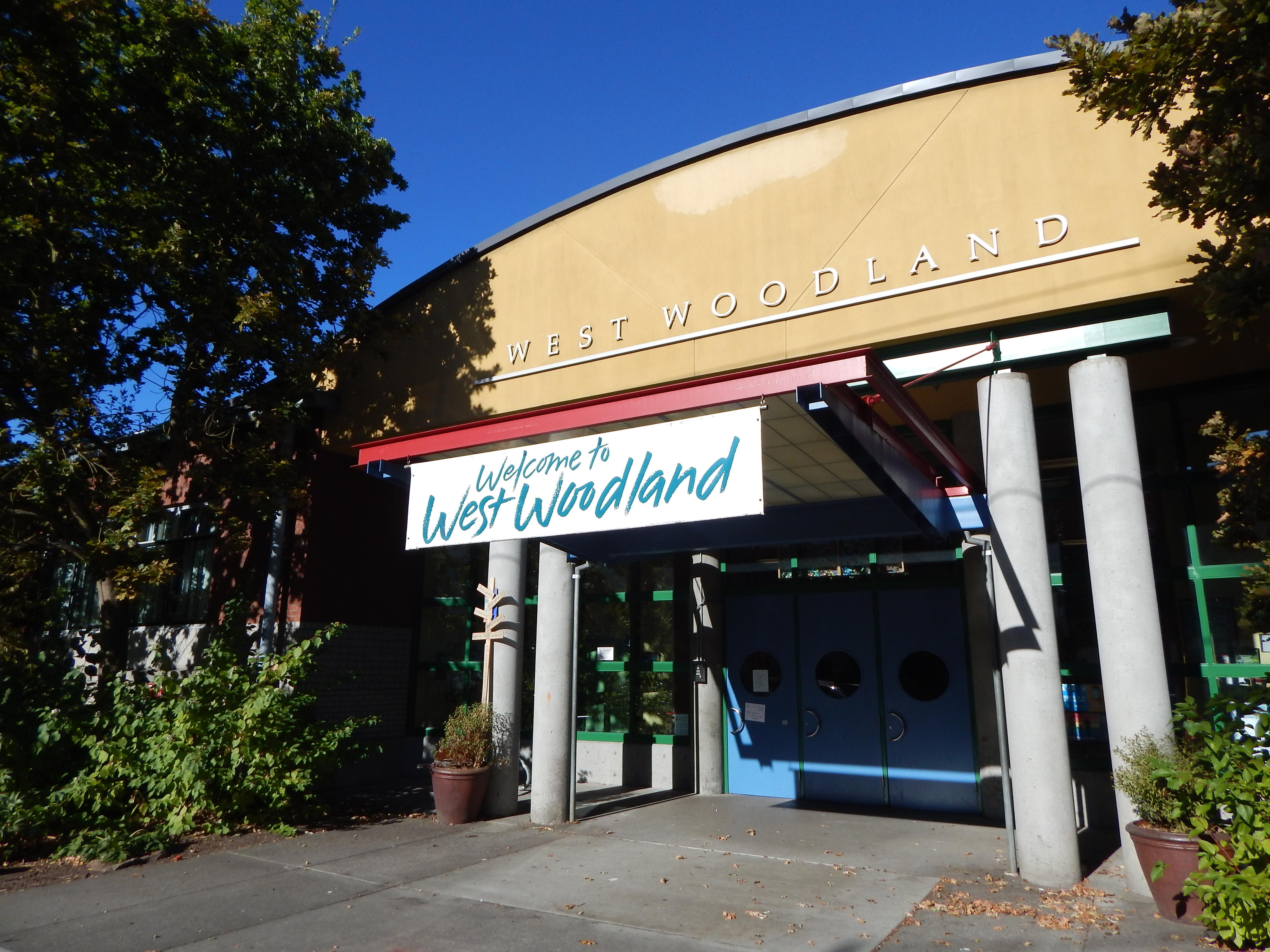 west woodland elementary pta partners with ballard food bank   west