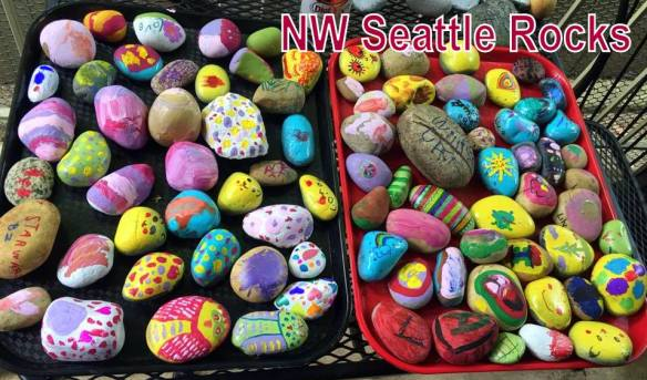 NW Seattle Rocks