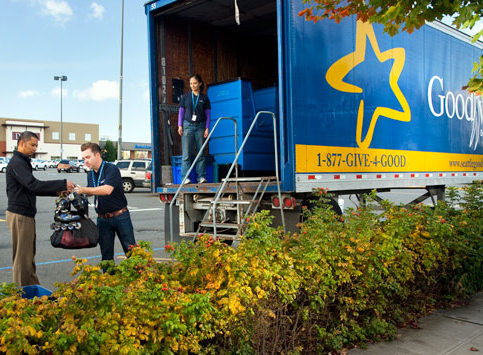 fill the truck event to support ballard high school performing arts