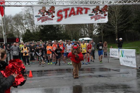 Ballard First Annual Running of the Beavers