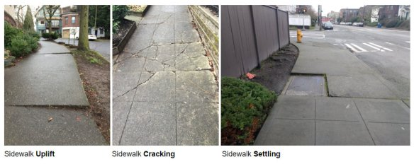 SDOT SIDEWALK SURVEY