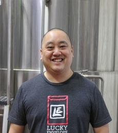 Raymond Kwan Lucky Envelope Brewing
