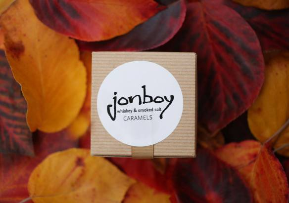 HOLIDAY - jonboy caramels