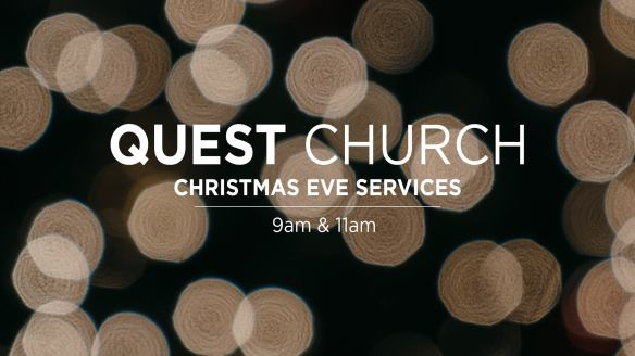 Christmas Quest Curch 2017 West Woodland