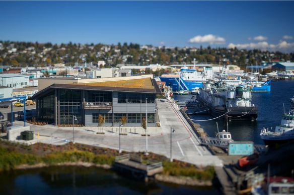 Seattle Maritime Academy - Ballard - West Woodland