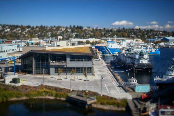 Seattle Maritime Academy - Ballard - West Woodland