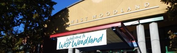 West Woodland Elementary Banner